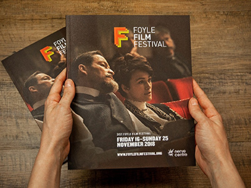 Curtains up on the Foyle Film Festival